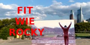 Fit wie Rocky
