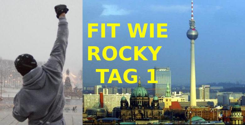 TAG 1 FIT WIE ROCKY