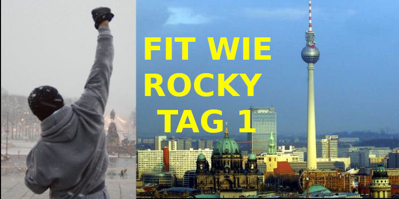 TAG 1 FIT WIE ROCKY