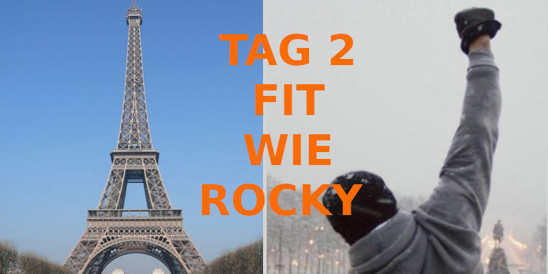 TAG 2 FIT WIE ROCKY