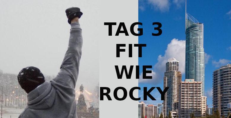 TAG 3 FIT WIE ROCKY