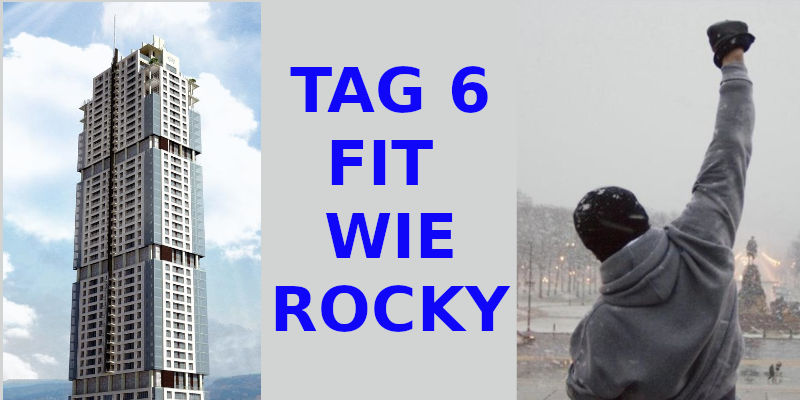 TAG 6 FIT WIE ROCKY