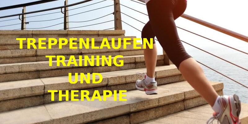 TREPPENLAUFEN – TRAINING UND THERAPIE