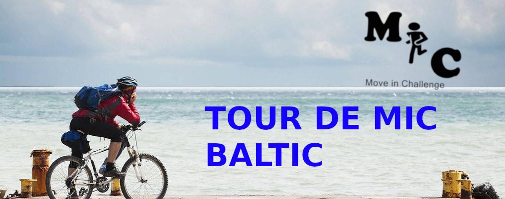 TOUR DE MIC BALTIC