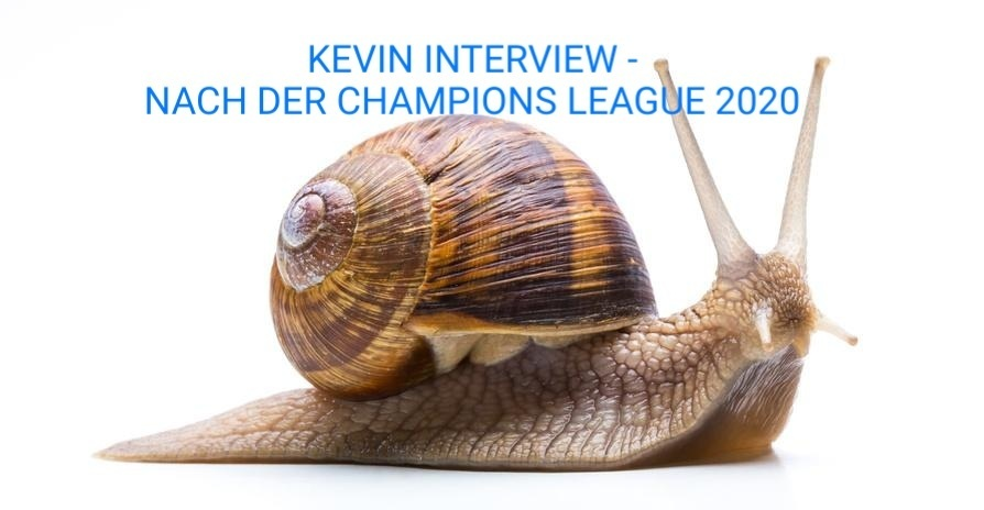 KEVIN INTERVIEW