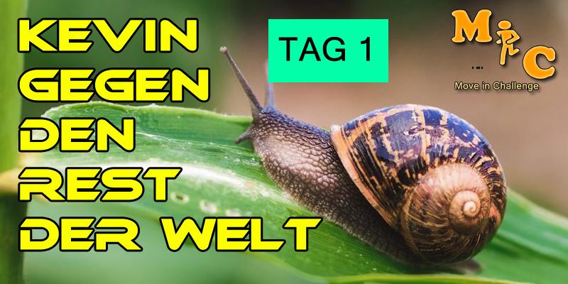 TAG 1 Kevin gegen den Rest der Welt