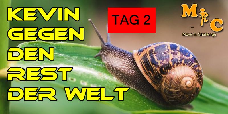 TAG 2 Kevin gegen den Rest der Welt