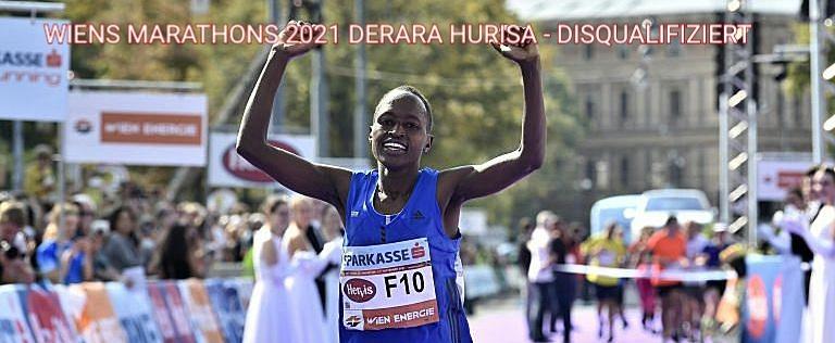 WIENS MARATHONS 2021 DERARA HURISA